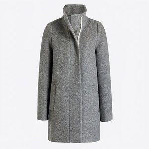 Wool City Coat